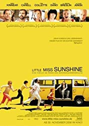 LITTLE MISS SUNSHINE - German Imported Movie Wall Poster Print - 30CM X 43CM