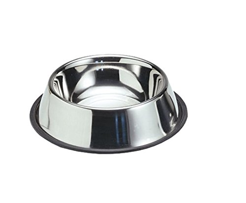 Karlie Accessories - Stainless Dog Bowl Rubber Ring 18 cm 900ml 1
