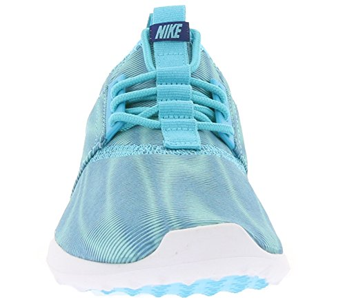 Nike Wmns Juvenate Print, Chaussures de Sport Femme, 38 EU gris - noir