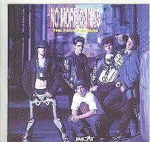 No more games-The remix album (1990)