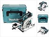 Makita DHS 680 ZJ Akku Handkreissäge 18V 165mm Solo im Makpac - ohne Akku, ohne Ladegerät