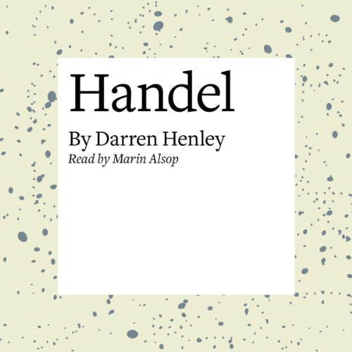 Handel  Audiolibri