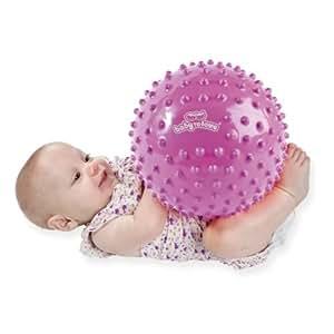 Baby To Love Balle Tactile Pleine modèle aléatoire