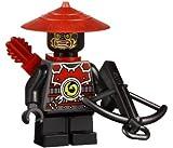 LEGO NinjagoTM - Minifigur Stone Warrior Stein Samurai Späher aus 70505