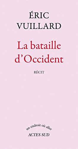 [PDF] Téléchargement gratuit Livres La bataille d'Occident (Un endroit où aller) (French Edition)
