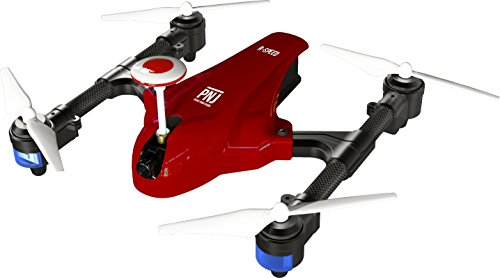 PNJ R-SPEED Drone racer rouge