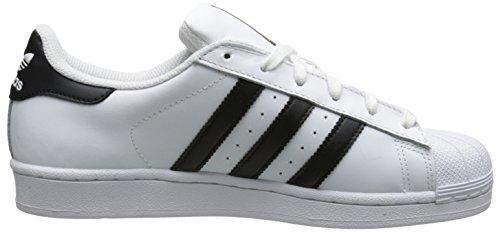 Adidas Superstar White Black Womens TrainersC77153 ftwwht, cblack, ftwwht