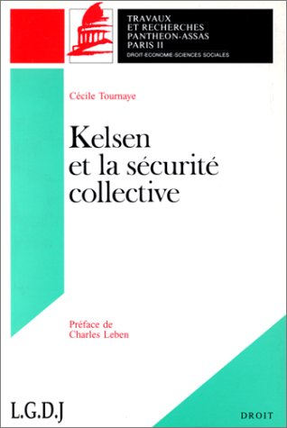 Kelsen et la scurit collective