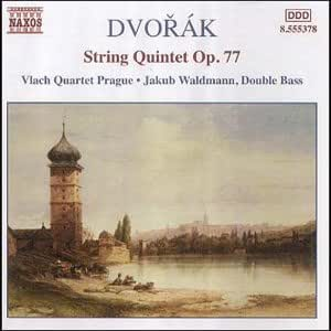Dvorák: String Quintet Op. 77