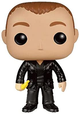 Doctor Who 9th Doctor with Banana Vinyl Figure 301 Figurine de collection