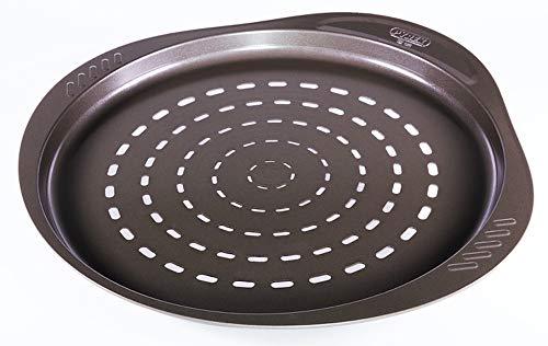 Pyrex - Asimetria - Plat à Pizza en Métal Anti-Adhésif Ø 32 cm