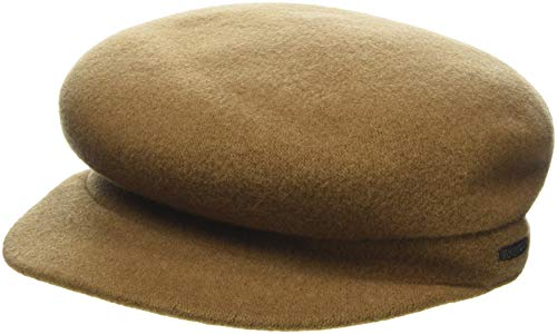 Imagen de kangol wool enfield boina, marrón wood wd207 , x large unisex adulto alternativa