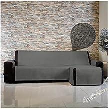 Copridivano con penisola offerte e risparmia su ondausu - Copridivano per divano con penisola ...