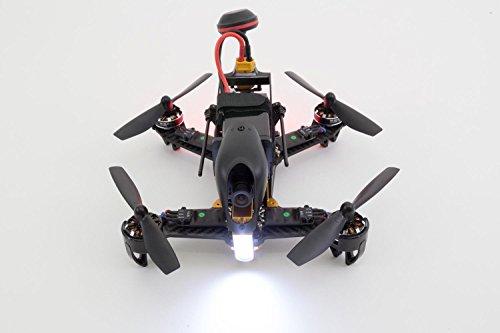 XciteRC 15003900 - FPV Racing Quadrocopter F210 RTF mit Sony HD Kamera, OSD, Akku, Ladegerät und Devo 7 Fernsteuerung, weiß - 5