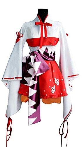 mtxc-womens-vocaloid-cosplay-costume-hatsune-miku-project-diva-miko-witch-kimono-size-medium-white