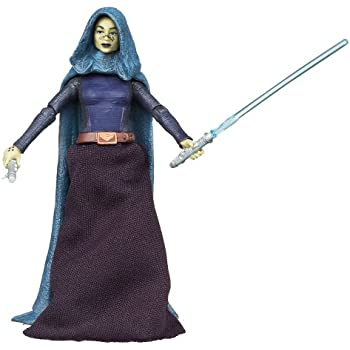 STAR WARS ATTACK OF THE CLONES : FIGURINE BARRISS OFFEE (VC51)