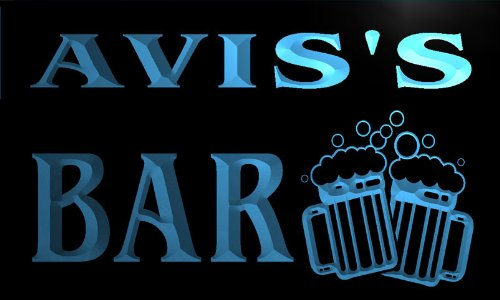 cartel-luminoso-w012004-b-avis-name-home-bar-pub-beer-mugs-cheers-neon-light-sign