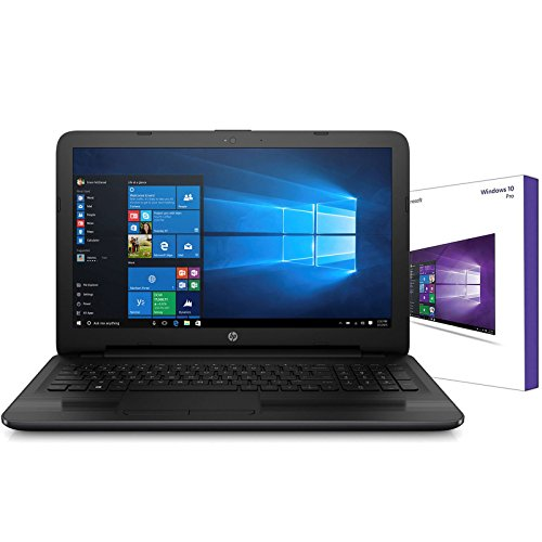HP 17-x047ng Notebook (17 Zoll) - Quad Core 4 x 2,56 GHz - 8 GB RAM - 1000 GB - HDMI - USB 3.0 - Windows 10 Pro - Intel HD Grafik - Webcam