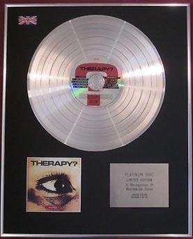 THERAPY-CD Platinum Disc-NURSE