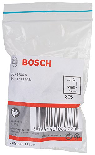 Bosch 2608570111 Collet/Nut Set for Bosch Routers