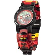 Lego - Montre Lego enfant Ninjago Movie Kai - Rouge et noir
