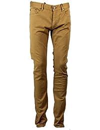 Eleven Paris Homme SLASH Jeans Camel (EPJN004)