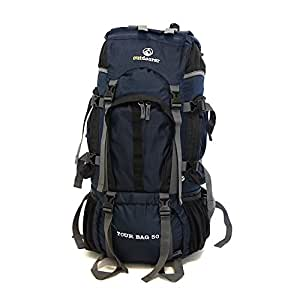 Outdoorer Tour Bag, 50l Hiking Backpack - ideal Cabin Rucksack for Hand Luggage
