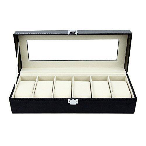 caja-de-reloj-6-negro-unisex-piel-cristal-de-pantalla-top-joyeria-caso-organizador-por-satellas
