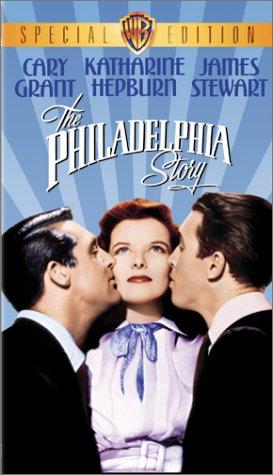 The Philadelphia Story [USA] [VHS]
