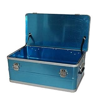 Original Albu Aluminium Box 90 cm Blau