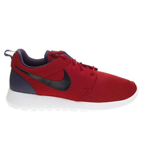 Nike 844687-600, Chaussures de sport homme Rouge