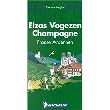 Elzas Vogezen Champagne - Franse Ardennen (en néerlandais)