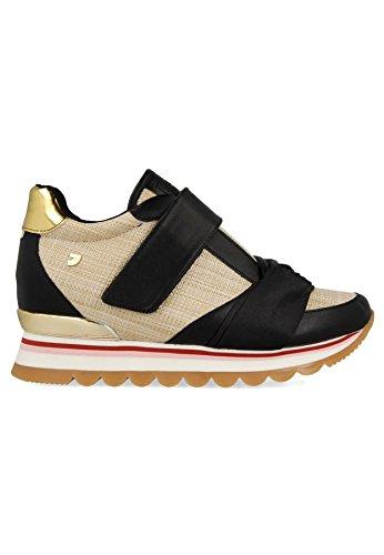 Gioseppo Damen 43379 Sneaker Black (Schwarz)