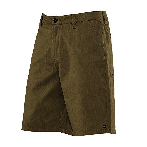 DYE Damen Mascot Shorts, Oliv, 30, 87394530 Preisvergleich