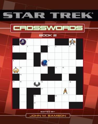 Star Trek Crosswords Volume Two: Star Trek All Series