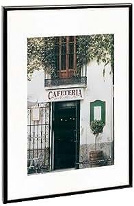 The Photo Album Company A3 Aluminium Certificate Frame, Black