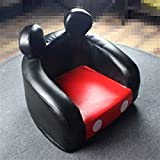 WJQSD Fußhocker Kindersofa, PU-Leder-geformtes Sofa, Platzsparendes Kindersitz-Einzelsitzsofa, Perfekt Für Das Spielzimmer Im Kinderzimmer (17 X 15 X 14,5 Zoll) Hocker Lagerung,...