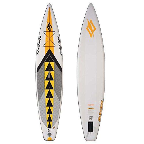 """Naish SUP Stand Up Paddle Boarding Air Nisco One 12';6""""INC Paddel, Tasche, Pumpe und Leine/Gurt - Länge - 12';6"""" / 381 cm"""