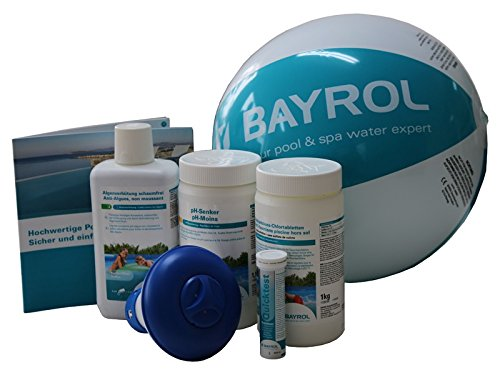 Bayrol Pool Starter Set für Quick up Pool 'Klein'
