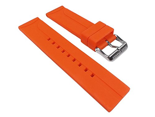 BOSS 1512665-band - Silikon-Armband, Orange (22)