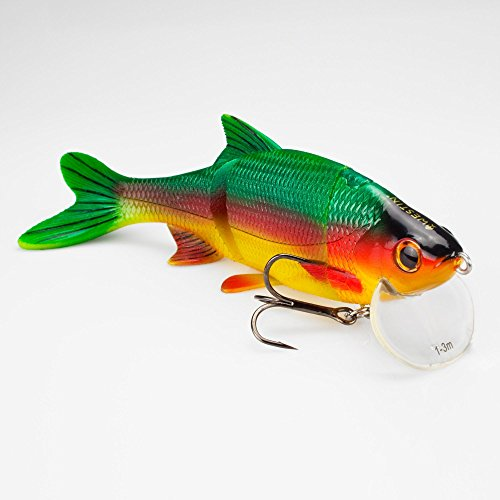 WestinRicky the Roach Real Swimbait Low Floating Parrot Special