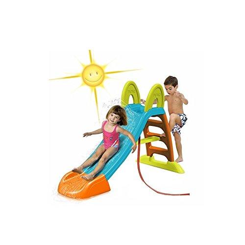 Famosa Tobogán Feber Slide Plus con Agua 800009001