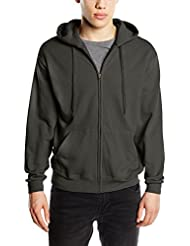 Fruit of the Loom Zip Hooded Sweatshirt - Sweat-Shirt À Capuche - Homme
