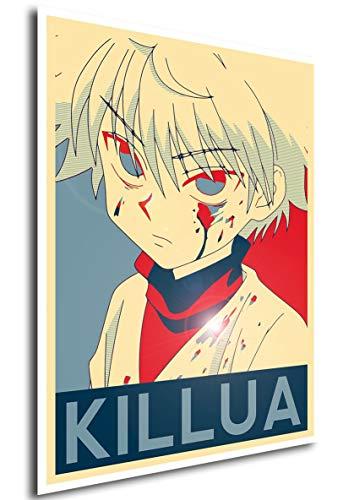 Instabuy Poster Hunter X Hunter Propaganda Kirua - A3 (42x30 cm)
