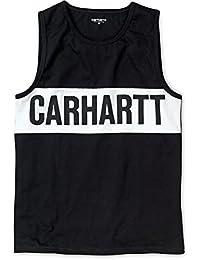 Carhartt Camisetas deportivas Shore A-Shirt Black / White M