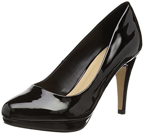 Aldo Damen Vulture Pumps Schwarz (Black Patent / 95)