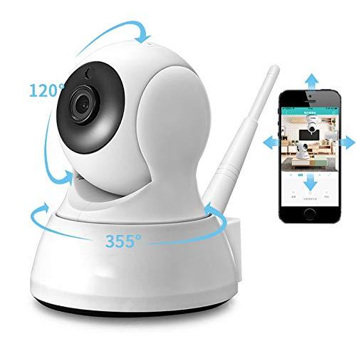 Home Security-ip-kamera (JCOJAS Babyphone Full HD 1080P WiFi KameraMonitor Wireless Home Security IP Kamera 2.0MP Sicherheit Netzwerküberwachung)