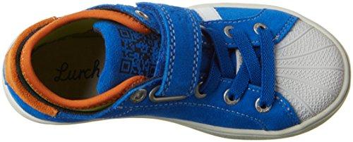 Lurchi Harry, chaussons d'intérieur garçon Bleu royal