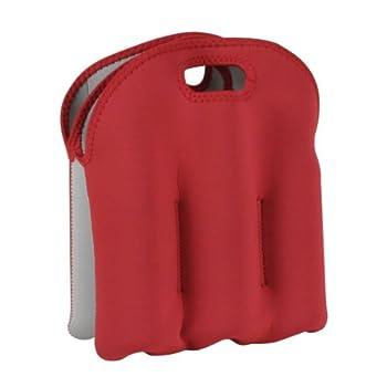 10t Outdoor Equipment 10t Cooler 6 X 500ml Neopren Dosenkühler Flaschenkühler Kühler Getränkekühler Kühltasche Mit Tragegriff 4