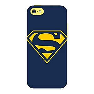 Premier Yellow Day Back Case Cover for iPhone 5C